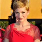 Michelle Williams at the 2012 SAG Awards  104280