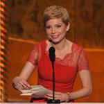 Michelle Williams at the 2012 SAG Awards  104281