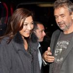 Michelle Yeoh and Luc Besson at the Mill Valley Film Festival 96021