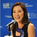 TIFF Photos: Michelle Yeoh at The Lady press conference  94041