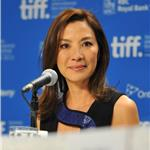TIFF Photos: Michelle Yeoh at The Lady press conference  94042