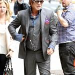 Mickey Rourke at Letterman 60630