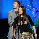 Mila Kunis gets groped by Justin Timberlake at the MTV Movie Awards 2011 86875