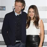 Mila Kunis with Vincent Cassel and Darren Aronofsky at London Film Festival 71455
