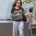 Mila Kunis leaves the gym  112461