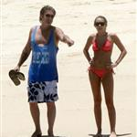 Miley Cyrus on holiday with dad Billy Ray in Mexico 61804