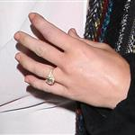Miley Cyrus seen with her engagement ring at LAX 116852