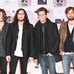 Kings of Leon EMAs 2010 72660