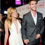 Liam Hemsworth and Miley Cyrus at the 2012 People's Choice Awards 102556