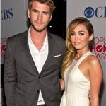 Liam Hemsworth and Miley Cyrus at the 2012 People's Choice Awards 102557