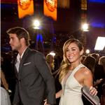 Liam Hemsworth and Miley Cyrus at the 2012 People's Choice Awards 102558