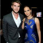 Liam Hemsworth and Jennifer Lawrence at the 2012 People's Choice Awards 102566