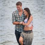 Miley Cyrus and Liam Hemsworth 56799