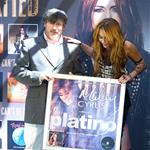 Miley Cyrus in Spain to promote Can't Be Tamed 62236