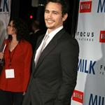 James Franco at LA premiere of Milk 27523