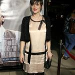 Winona Ryder at LA premiere of Milk 27521