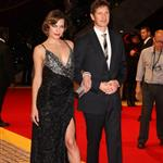 Milla Jovovich and Paul Anderson at the UK premiere of The Three Musketeers 96806