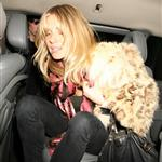 Sienna Miller in London a couple of weeks ago 31244