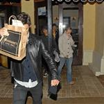 Milo Ventimiglia has dinner with Hayden Panettiere and family without her dad 28134
