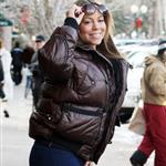 Mariah Carey posing in Aspen 52454
