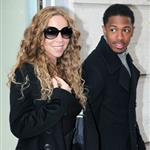 Mariah Carey and Nick Cannon shop in Paris 112696
