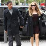 Mariah Carey and Nick Cannon shop in Paris 112698