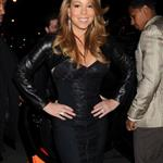 Mariah Carey with Nick Cannon at the Vevo launch in New York  51911