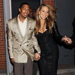 Mariah Carey with Nick Cannon at the Vevo launch in New York  51912