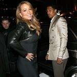 Mariah Carey with Nick Cannon at the Vevo launch in New York  51914