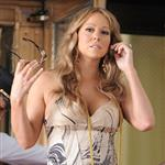 Mariah Carey shoots Obsessed video in New York 42005