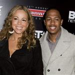 Nick Cannon can't stand in front of Mariah Carey 24789