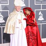 Nicki Minaj at the 54th Annual Grammy Awards 105570