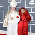 Nicki Minaj at the 54th Annual Grammy Awards 105572