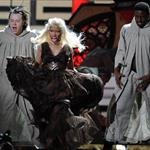 Nicki Minaj at the 54th Annual Grammy Awards 105579