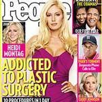 People Magazine features Heidi Montag on the cover 53319