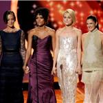Minka Kelly,Drew Barrymore and new Charlie's Angels present at Emmy Awards 2011  94588