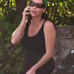 Minnie Driver a month after giving birth to Henry Story 25563