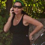 Minnie Driver a month after giving birth to Henry Story 25564