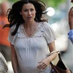 Minnie Driver on the set of Motherhood 21295