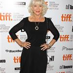 Helen Mirren and Sam Worthington at 'The Debt' premiere.  Photos from Flynet 68899