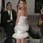 "Mischa Barton at the ""Vanity Fair Portraits: Photographs 1913-2008"" gala  26426"