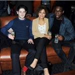 Iwan Rheon, Antonia Thomas and Nathan Stewart-Jarrett at a VIP Gala screening of Shame 102341