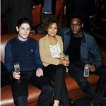 Iwan Rheon, Antonia Thomas and Nathan Stewart-Jarrett at a VIP Gala screening of Shame 102346