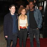 Iwan Rheon, Antonia Thomas and Nathan Stewart-Jarrett at a VIP Gala screening of Shame 102355