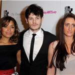 Antonia Thomas,Iwan Rheon and Lauren Socha at the South Bank Sky Arts Awards  77538