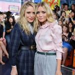 Mary Kate and Ashley Olsen at MuchMusic 45677