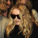 Mary Kate Olsen front row at Burberry Prorsum 55609