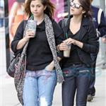 Selena Gomez and mom in Vancouver for Mother's Day 38796