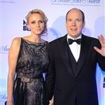 Prince Albert and Charlene at the Princess Grace Awards in New York  97561