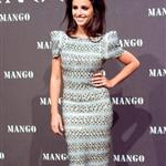 Monica Cruz in Spain at a Mango event 50422